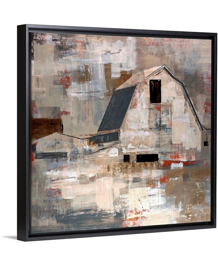 """GreatBigCanvas - 16 in. x 16 in. """"Early Americana"""" by  Alexys Henry Canvas Wall Art"""