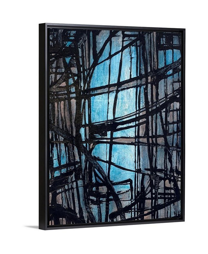 "GreatBigCanvas - 30 in. x 40 in. ""Articulated Color IV"" by  Joshua Schicker Canvas Wall Art"