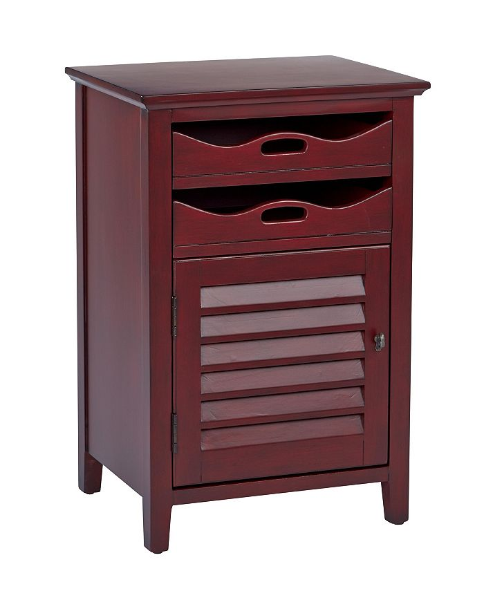 Office Star - Charlotte Side Table, Quick Ship