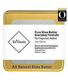 Eu'Genia Shea Multi-Purpose Face, Body, Hair Shea Butter Moisturizer For Dry Skin