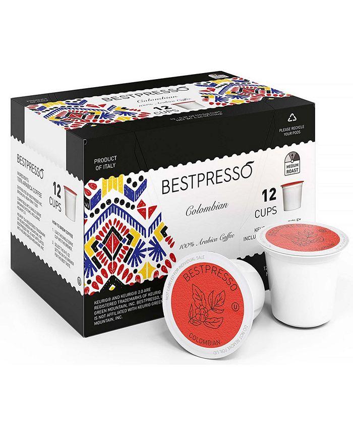 Bestpresso - Colombian Flavor 96 Pods per Pack