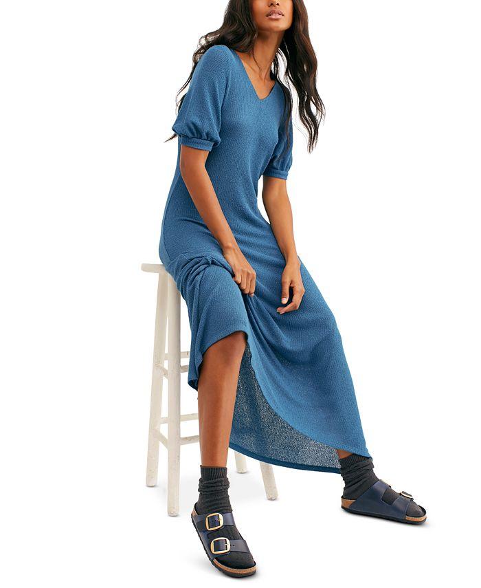 Free People - Montauk Midi Dress