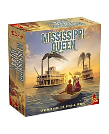Super Meeple Mississippi Queen Board Game