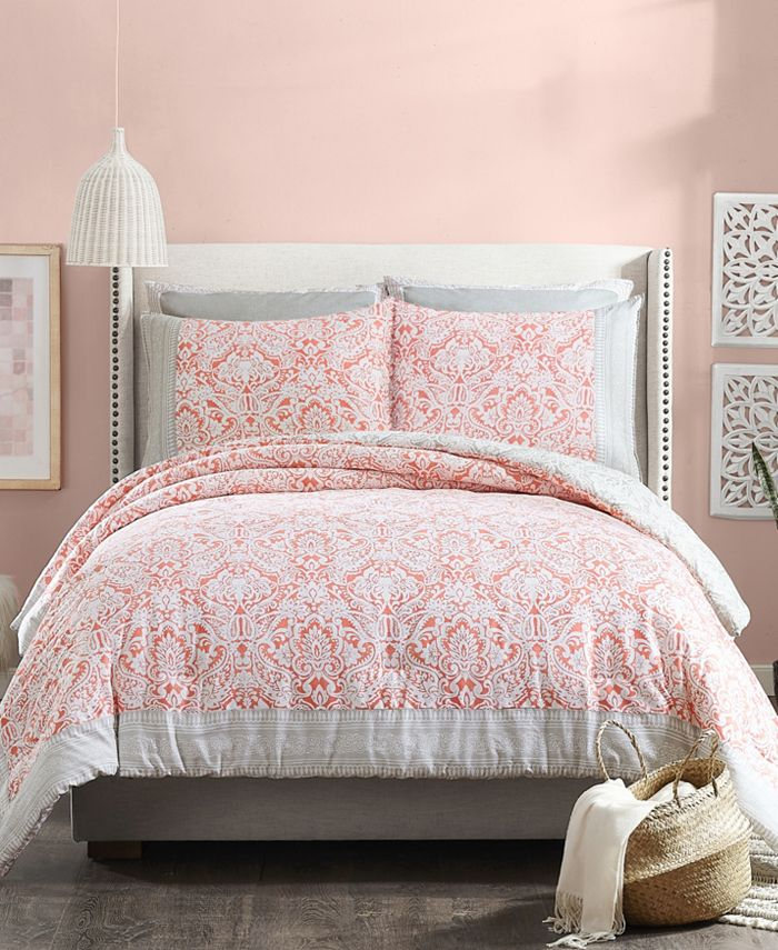 Jessica Simpson - Coral Gables 2-Piece Twin/Twin XL Comforter Set