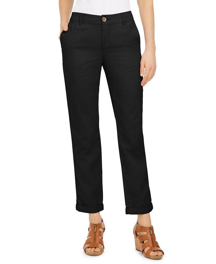 Style & Co - Straight-Leg Chino Pants