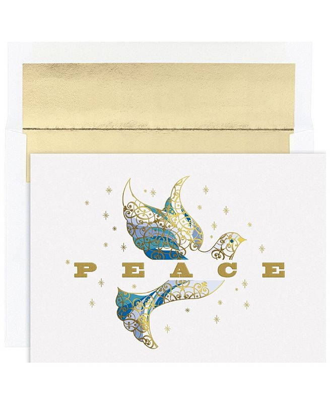Masterpiece Cards Masterpiece Elegant Dove Holiday Boxed Cards