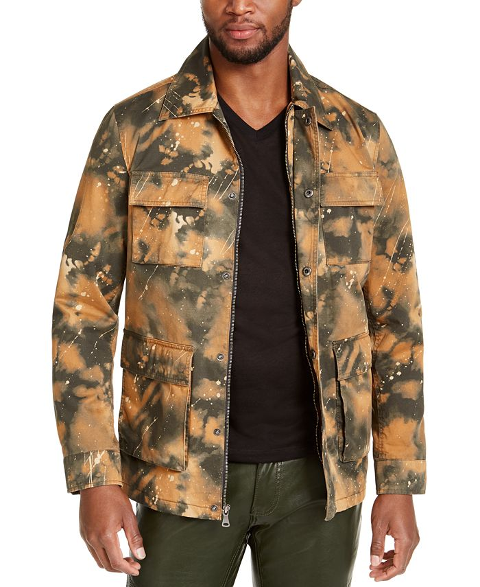 INC International Concepts - Men's Smith Camo Field Jacket