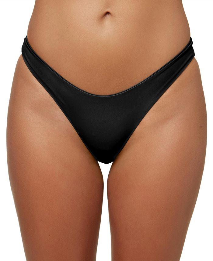 O'Neill - Juniors' Salt Water High-Leg Bikini Bottoms