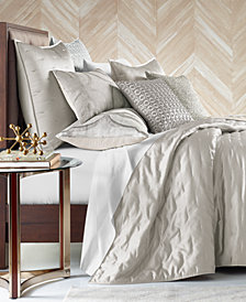 Hotel Collection Primativa King Coverlet, Created for Macy's