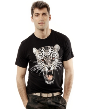 Marc Ecko Cut  Sew Shirt ShortSleeve Graphic TShirt