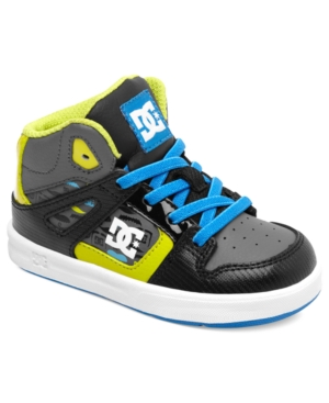 DC Shoes Kids Shoes Little Boys or Toddler Boys Rebound SE UL Sneakers