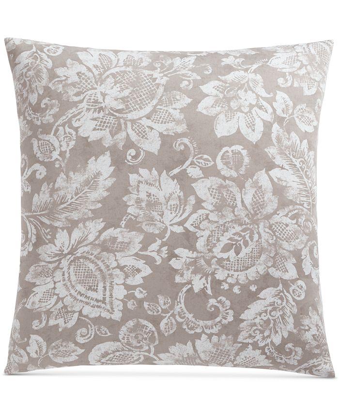 Charter Club - Damask Designs Jacobean Cotton 300-Thread Count European Sham
