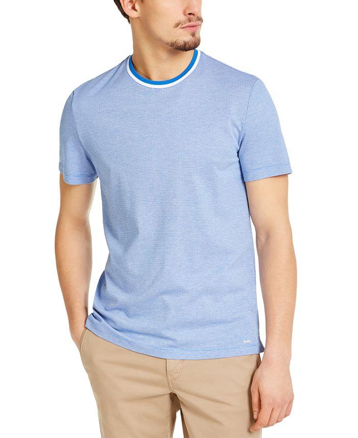 Michael Kors - Men's Birdseye Tipped T-Shirt