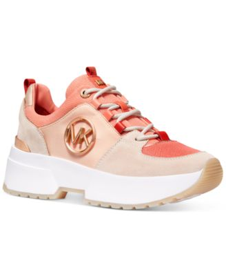 Michael Kors Cosmo Trainer Lace Up