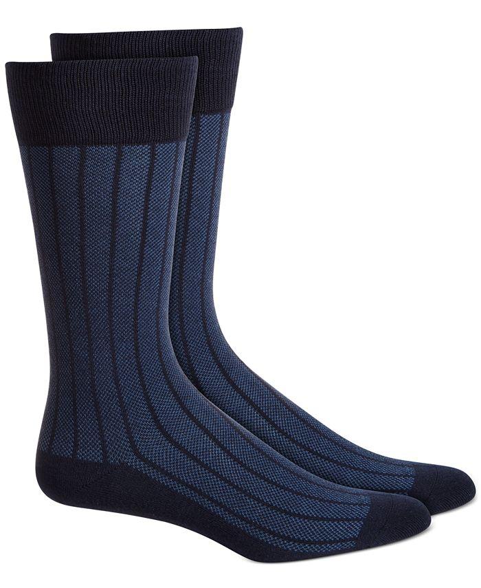 Alfani - Men's Striped Socks