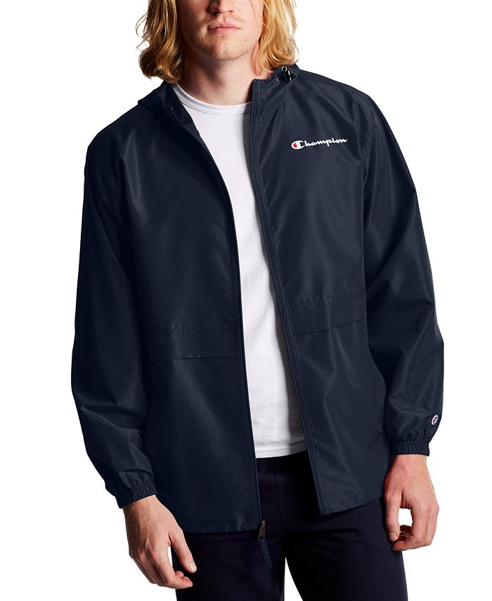 Champion - Men's Water-Resistant Windbreaker