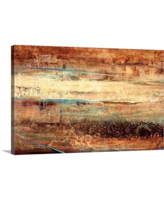 """'Subterranean Blues' Canvas Wall Art, 30"""" x 20"""""""