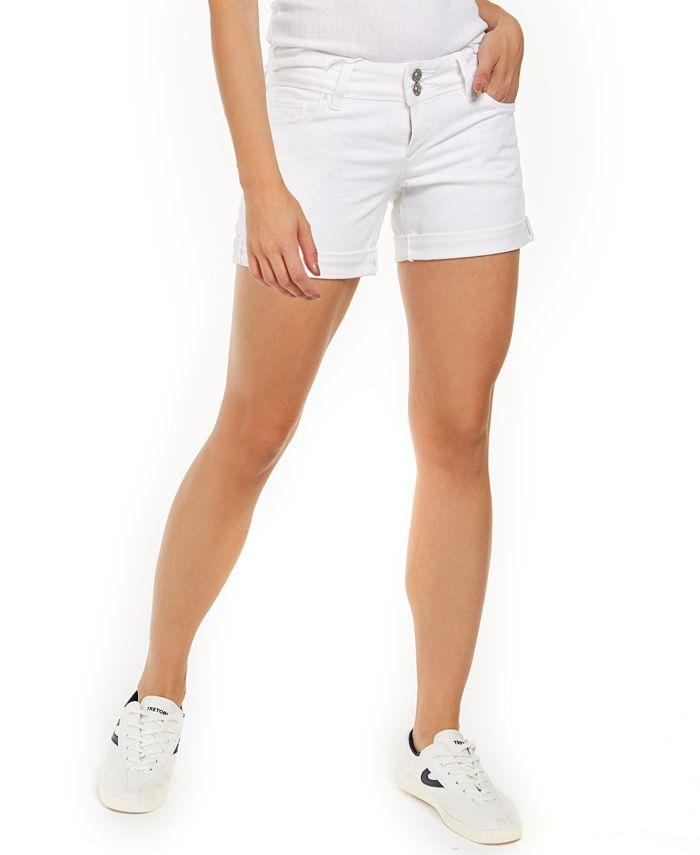 Hudson Jeans - Croxley Cuffed Denim Shorts