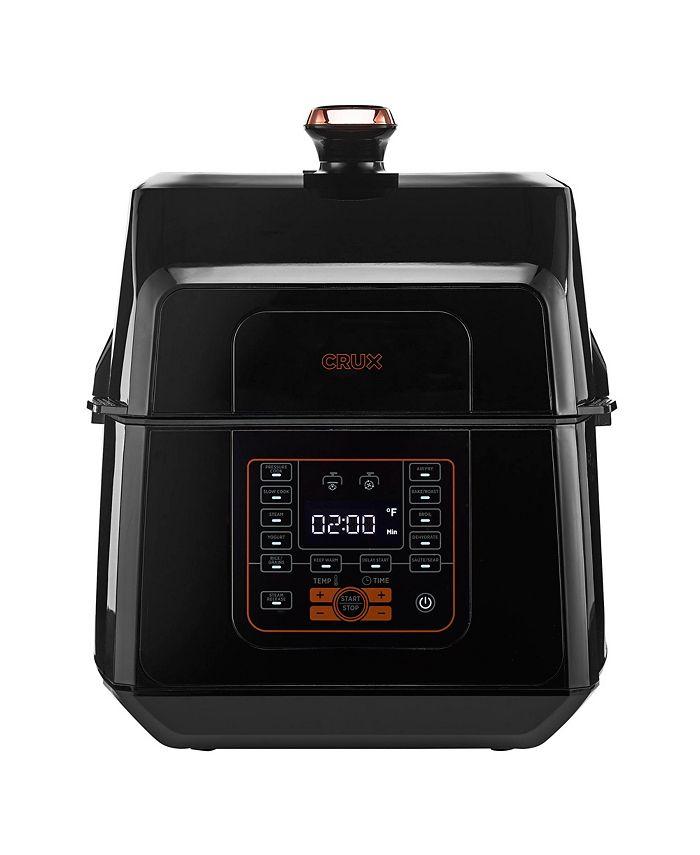 Crux - 6.5-Qt. AirPro Multi-Cooker Combo Unit