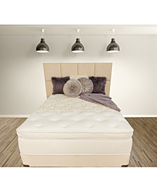 """Nature's Spa by Paramount Jazmine 17"""" Euro Top Ultra Plush Mattress- Queen"""