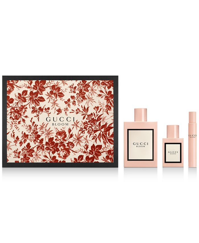 Gucci - 3-Pc. Bloom Eau de Parfum Gift Set