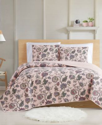 Ridgefield 3-Piece Full/Queen Quilt Set