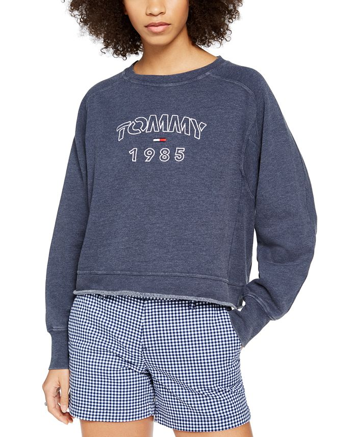 Tommy Jeans - Juniors' Logo Sweatshirt