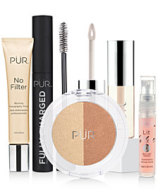 PÜR Flawless On the Go 5-Piece Best Sellers Kit
