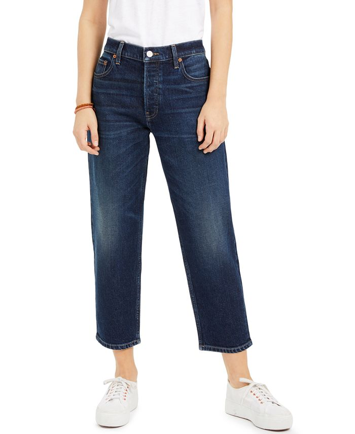 Lucky Brand - Relaxed Tapered Jeans