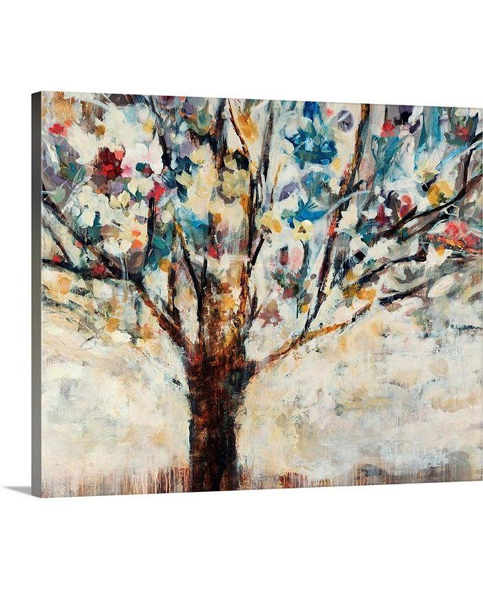 "GreatBigCanvas - 24 in. x 20 in. ""Standing Tall"" by  Jodi Maas Canvas Wall Art"