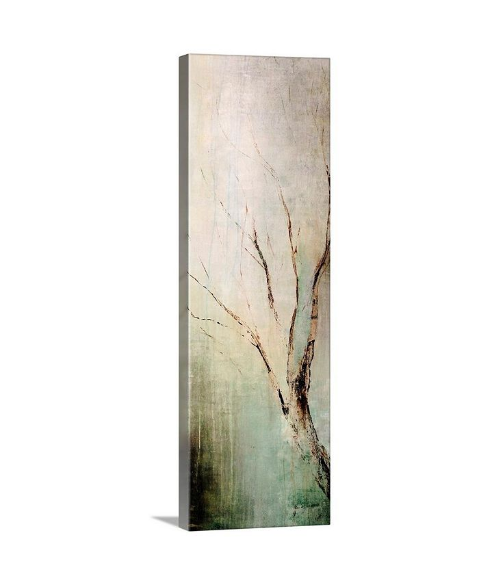 "GreatBigCanvas - 12 in. x 36 in. ""Seasons I"" by  Kari Taylor Canvas Wall Art"