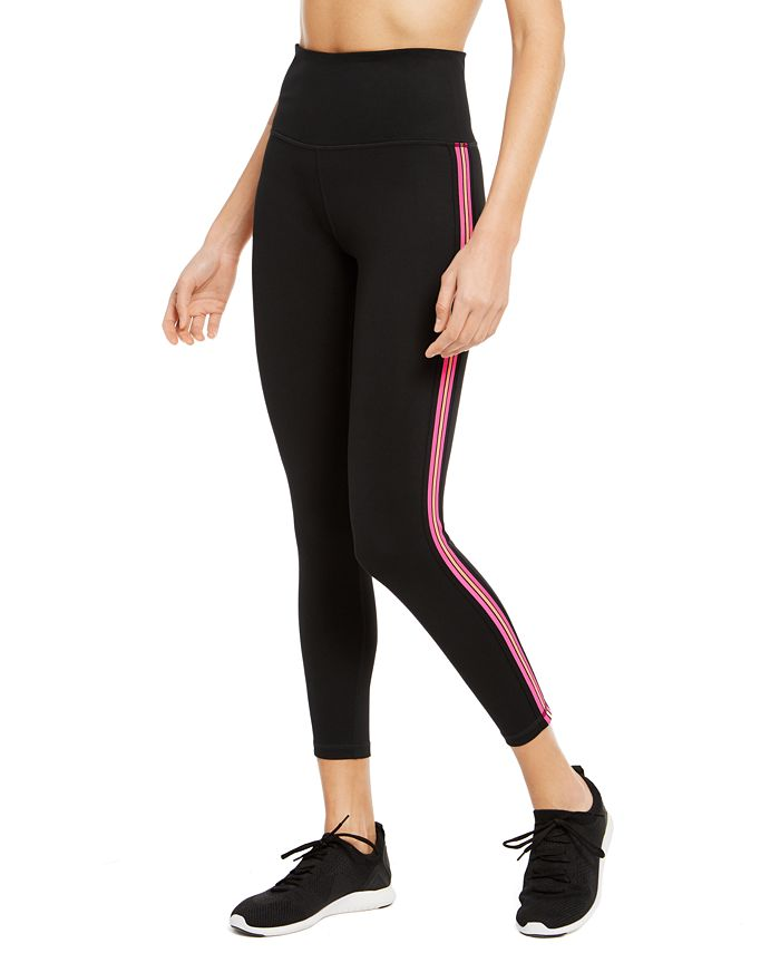 Ideology - Pop Stripe High-Waist Leggings