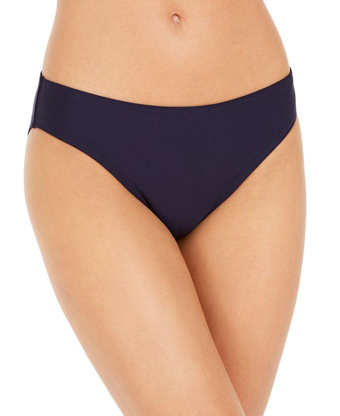 DKNY - Solid Hipster Bikini Bottoms