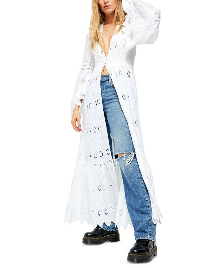 Free People - Sweetwater Duster Cardigan