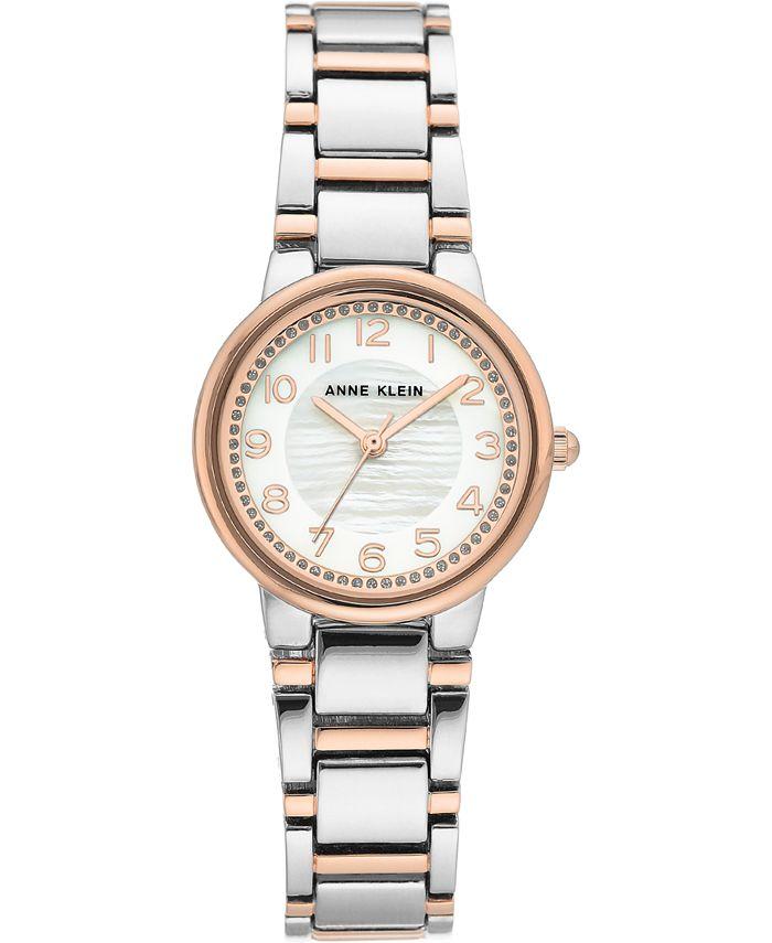 Anne Klein - Women's Two-Tone Bracelet Watch 28mm