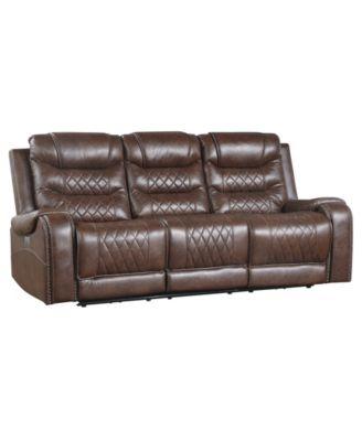 Bailey Power Recliner Sofa