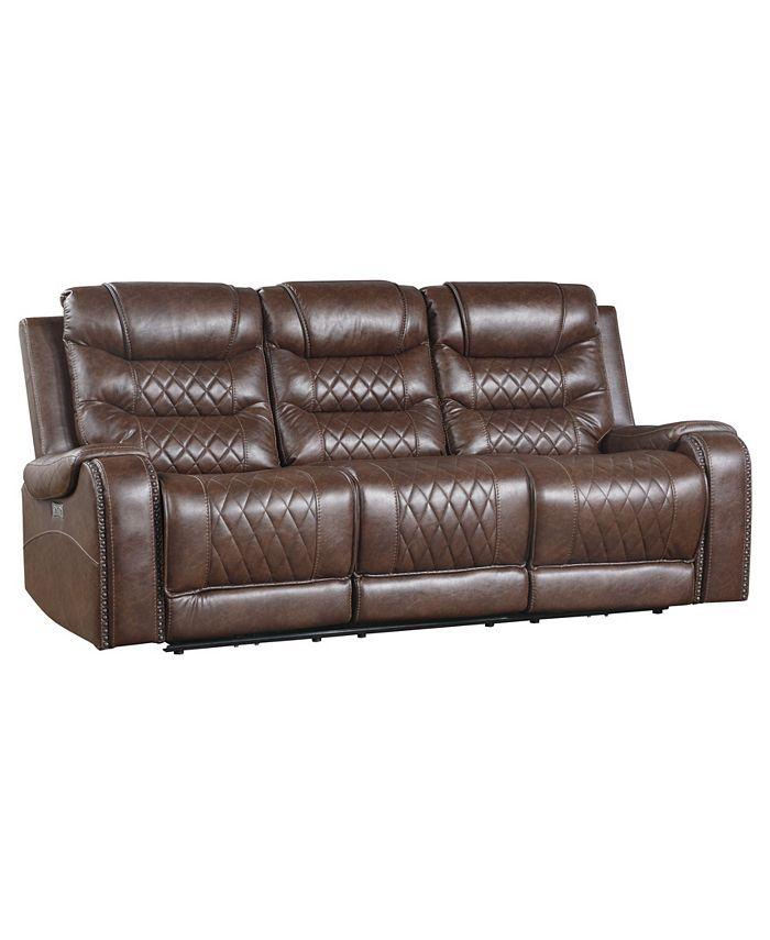 Homelegance - Bailey Recliner Sofa