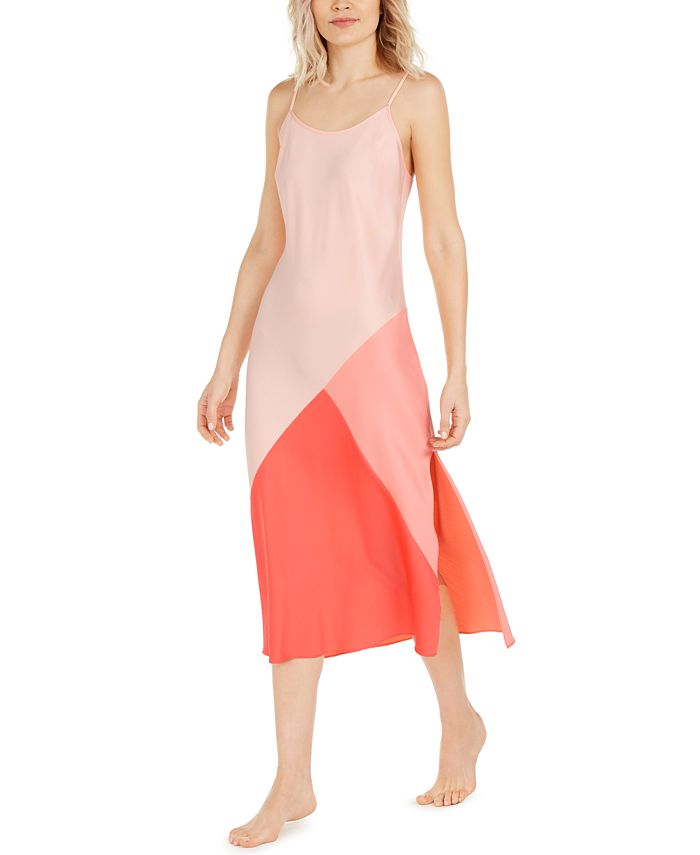 INC International Concepts - Colorblocked Nightgown