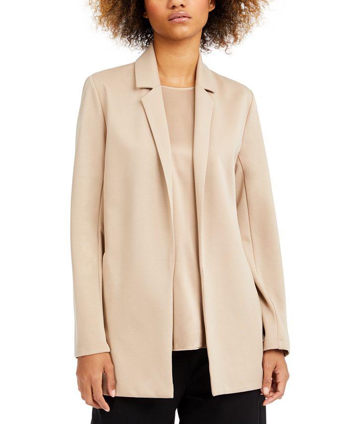 Eileen Fisher - Notch-Lapel Jacket