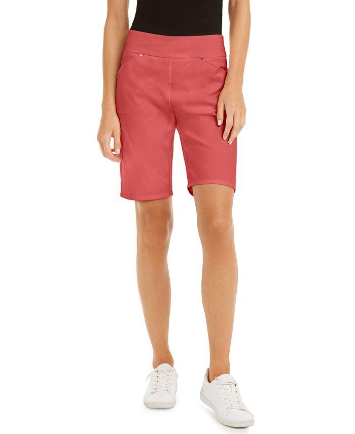 INC International Concepts - Petite Bermuda Shorts