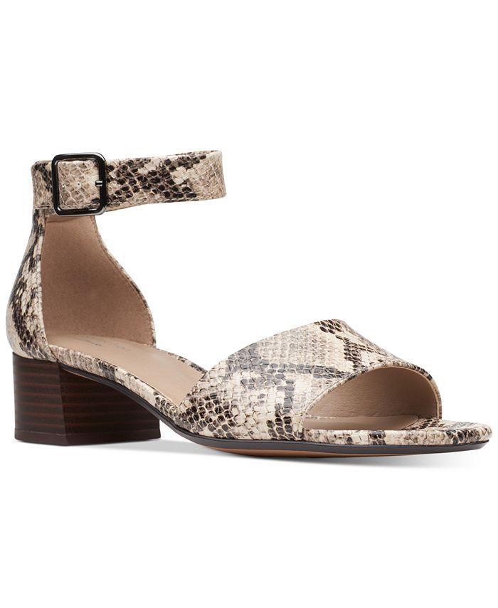 Clarks - Women's Elsia Dedra Dress Sandals