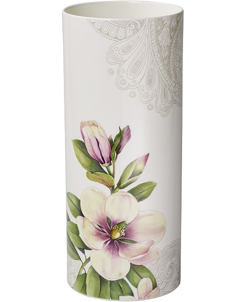Villeroy Boch Quinsai Garden Tall Vase Reviews Vases Home Decor Macy S
