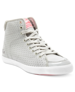 Lacoste Shoes Nievo High Top Sneakers Womens Shoes