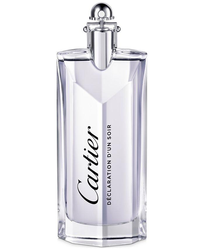 Cartier - Déclaration d'un Soir Eau de Toilette Spray, 3.3 oz
