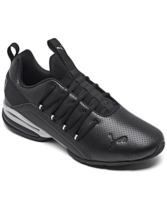 Puma - Men's Axelion Perf Training Sneakers from Finish Line