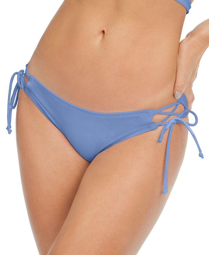 SUNDAZED - Kylie Side-Tie Bikini Bottoms