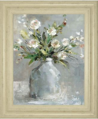 Country Bouquet I by Carol Robinson Framed Print Wall Art, 22