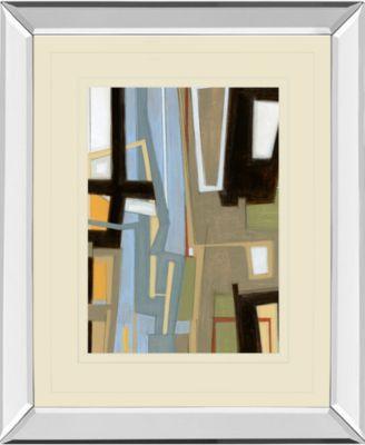 High Expectations Il by Norman Wyatt Jr. Mirror Framed Print Wall Art - 34