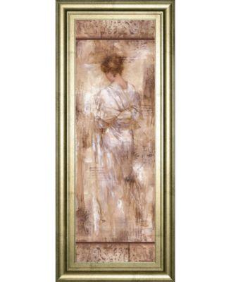Grecian Bath I by Fressinier Framed Print Wall Art, 18