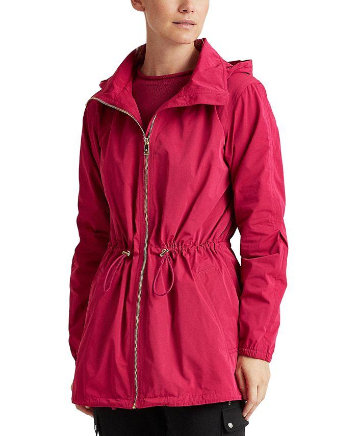 Lauren Ralph Lauren - Full-Zip Anorak Jacket